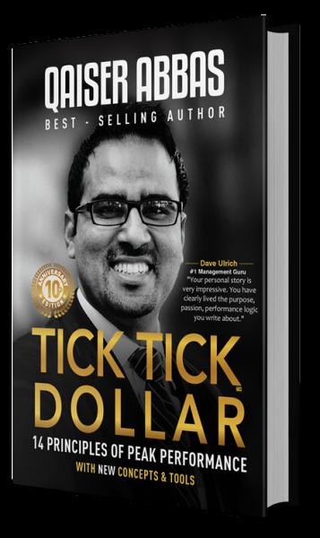 Tick Tick Dollar: 14 Principles of Peak Performance