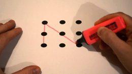 Connect 9 Goals Dots - by Qaiser Abbas